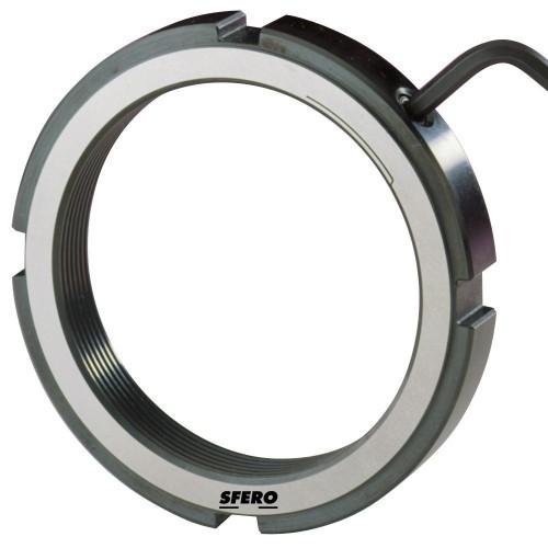 Ecrous de  serrage radial LR3