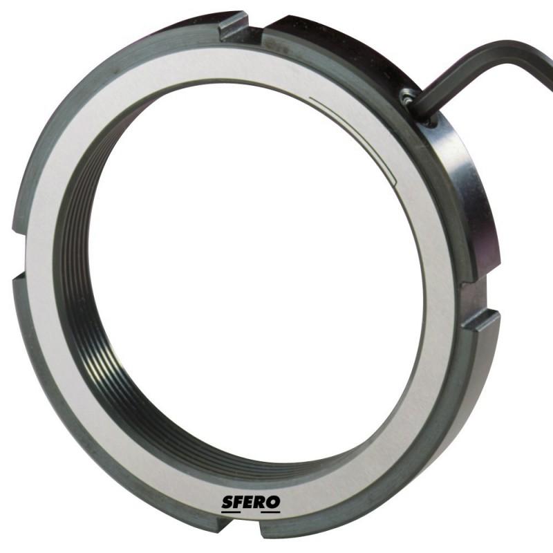 Ecrous de  serrage radial LR22
