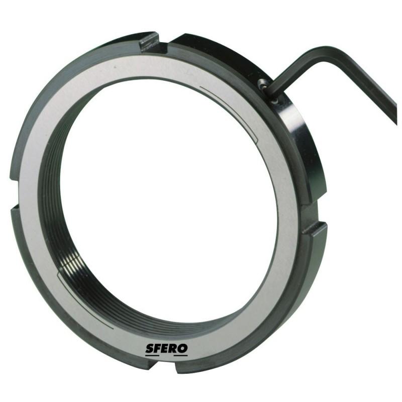 Ecrous de  serrage radial LRE18