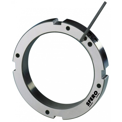 Ecrous de  serrage radial LR1